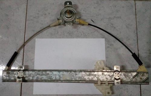 mecanismo elevavidrio delantero derecho daewoo lanos manual