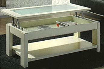 Mecanismo para mesa de centro elevable en for Ikea mesa centro elevable