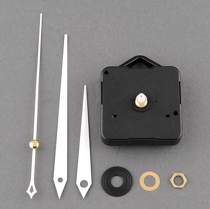Mecanismo para reloj analogo hazlo tu mismo manecilla - Mecanismo reloj pared ...