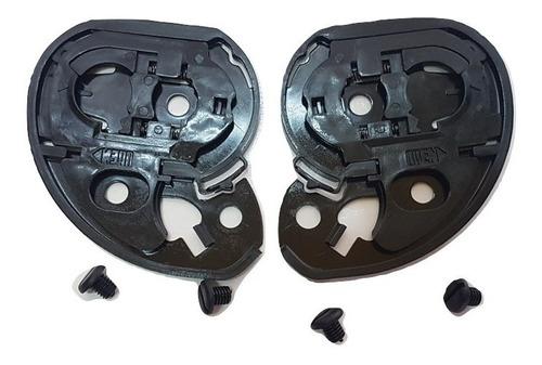 mecanismo para visor / pivotes para casco hjc