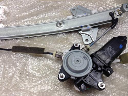 mecanismo sube vidrio traser derecho toyota camry 1992-1996