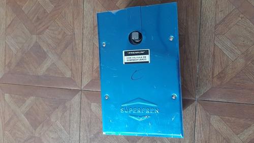 mecanismo superfren b o c solamente maquina para puertas