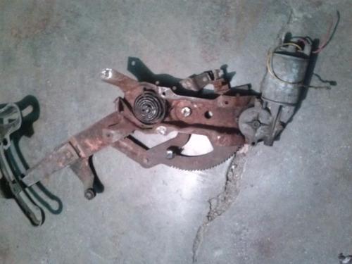 mecanismo vidrio puerta chofer conquistador quinta 5ta rueda