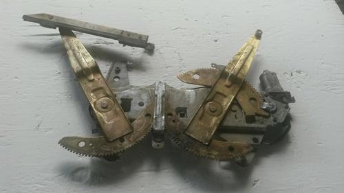 mecanismo y motor toyota prado compuerta