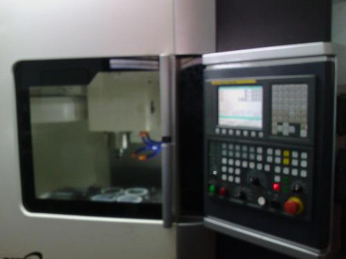 mecanizado cnc matrices de inyeccion plastico termoformado
