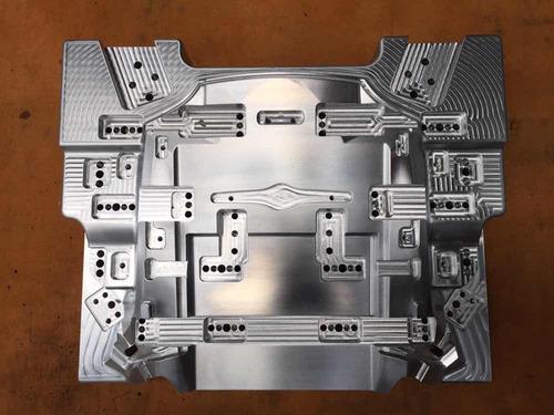 mecanizado de piezas