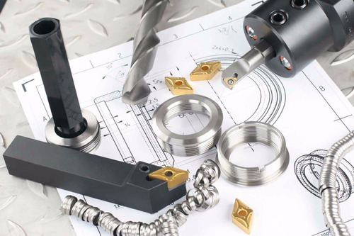 mecanizado de piezas industriales, fabricacion de partes