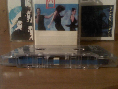 mecano aidalai cassette + cd transfer de regalo