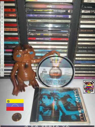 mecano - cd  original - un tesoro músical