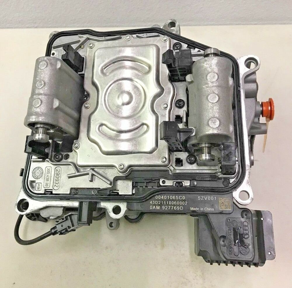 Mecatronica Modulo Tcm Audi Vw Golf Clonagem Programação