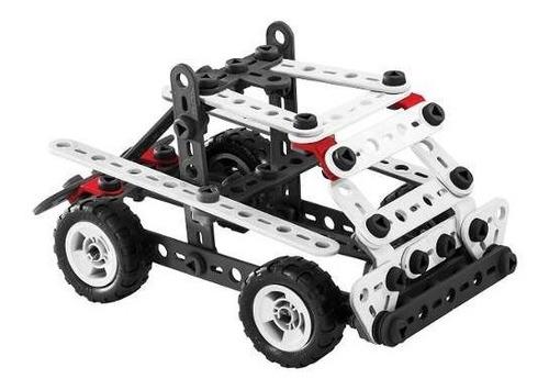 meccano erector junior cubo de 150 piezas compreonline!