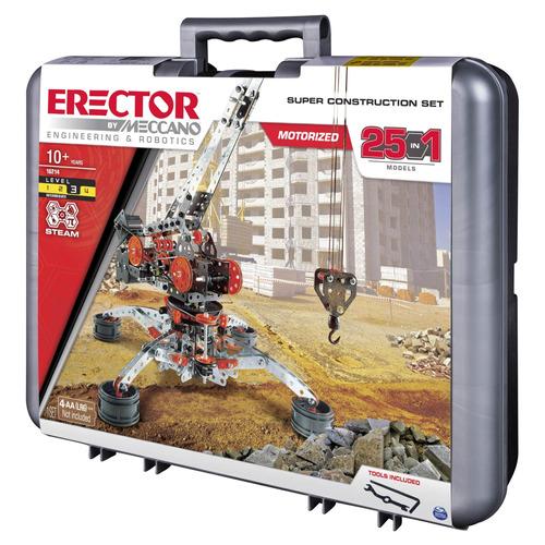 meccano mec construcción