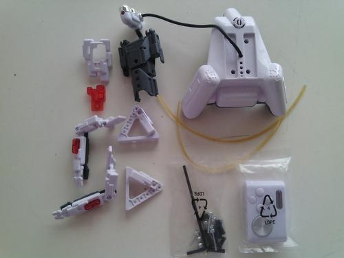 meccano robot spykee