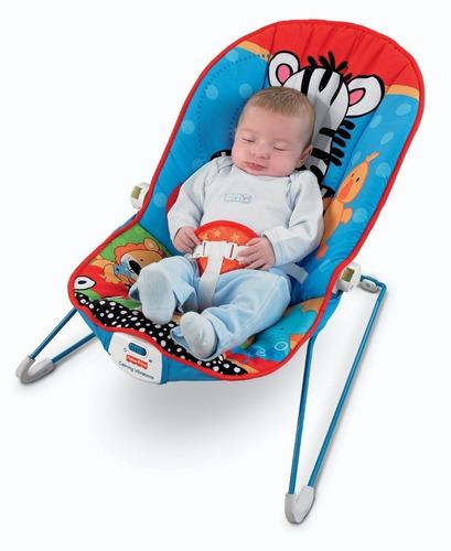 mecedora bebé fisher price v-8604