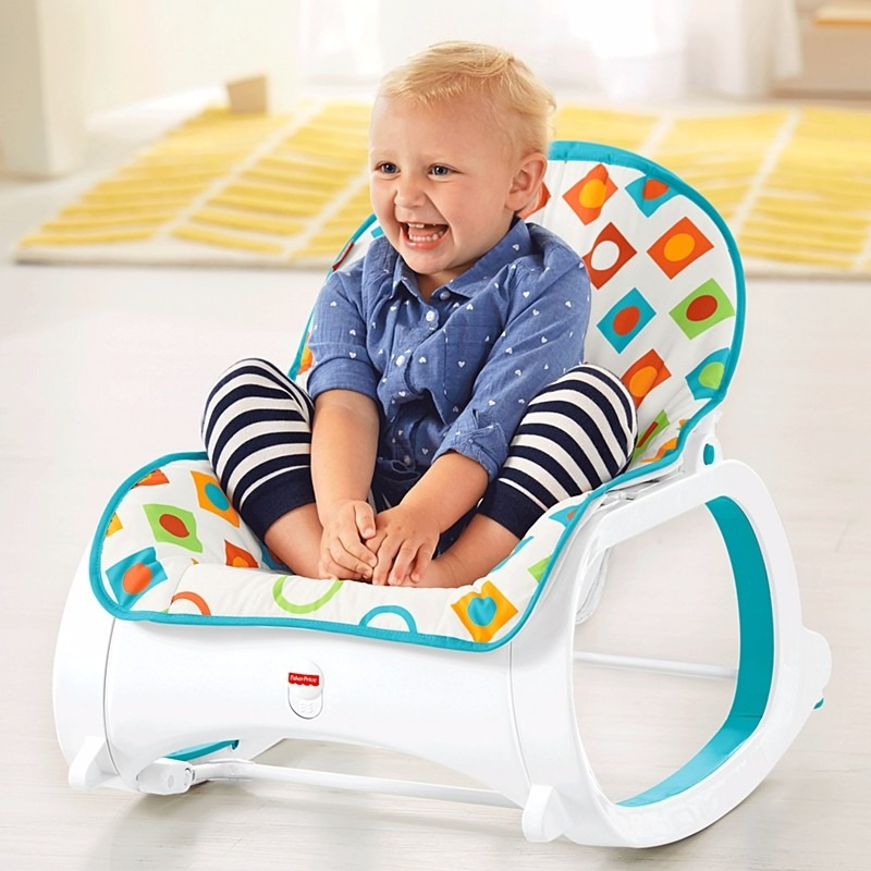 Fisher price rocker diamonds silla mecedora vibradora bebe - Mecedora ninos ...