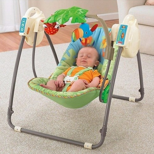 621e00d11 mecedora bebe silla · silla mecedora bebe fisher price rainforest columpio  hamaca