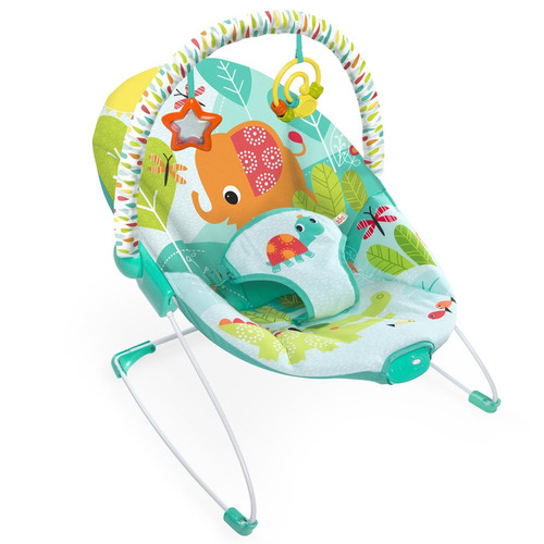 mecedora bebé silla  vibracion juegos  0/11 kg bright starts