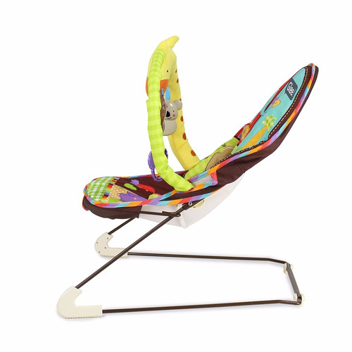 mecedora bebes relax amarilla glee a8104 baby chair sonido