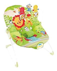 6f4f64113 Mecedora Para Bebes Con Vibracion Y Musica - Artículos para Bebés en  Mercado Libre Argentina