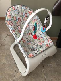 baff9d979 Silla Mecedora A Pila, Con Música Para Bebe. Premium Baby - Artículos para  Bebés en Mercado Libre Argentina
