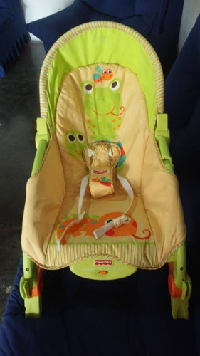 mecedora o silla para bebe fisher price