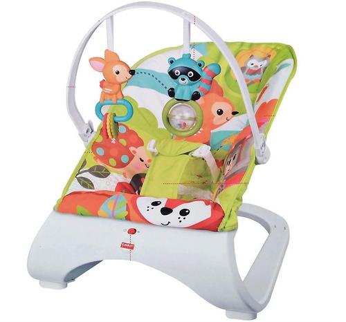 mecedora para bebes - silla bouncer base redonda bebe