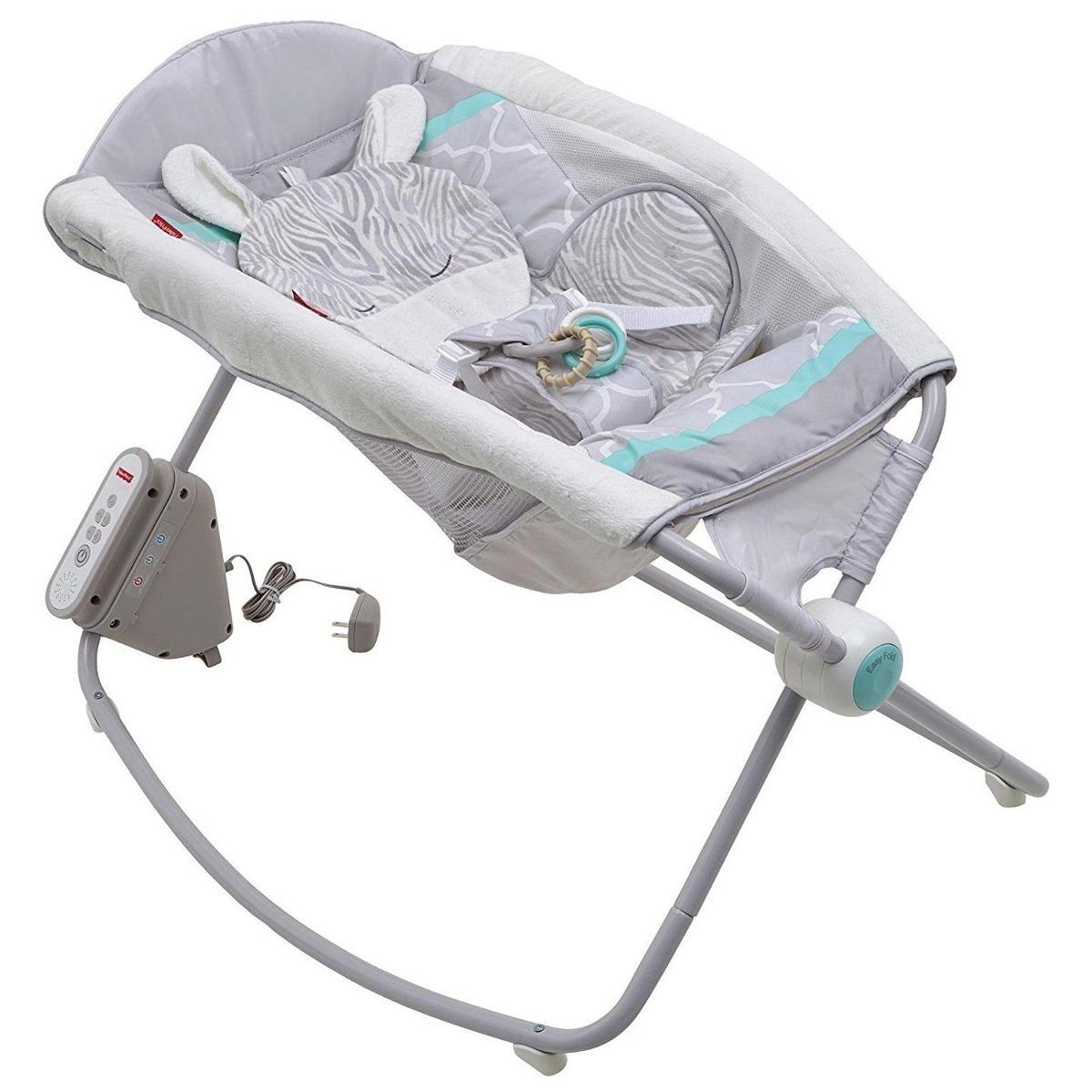 56ca28ff0 mecedora para dormir bebés recién nacido música fisher price. Cargando zoom.