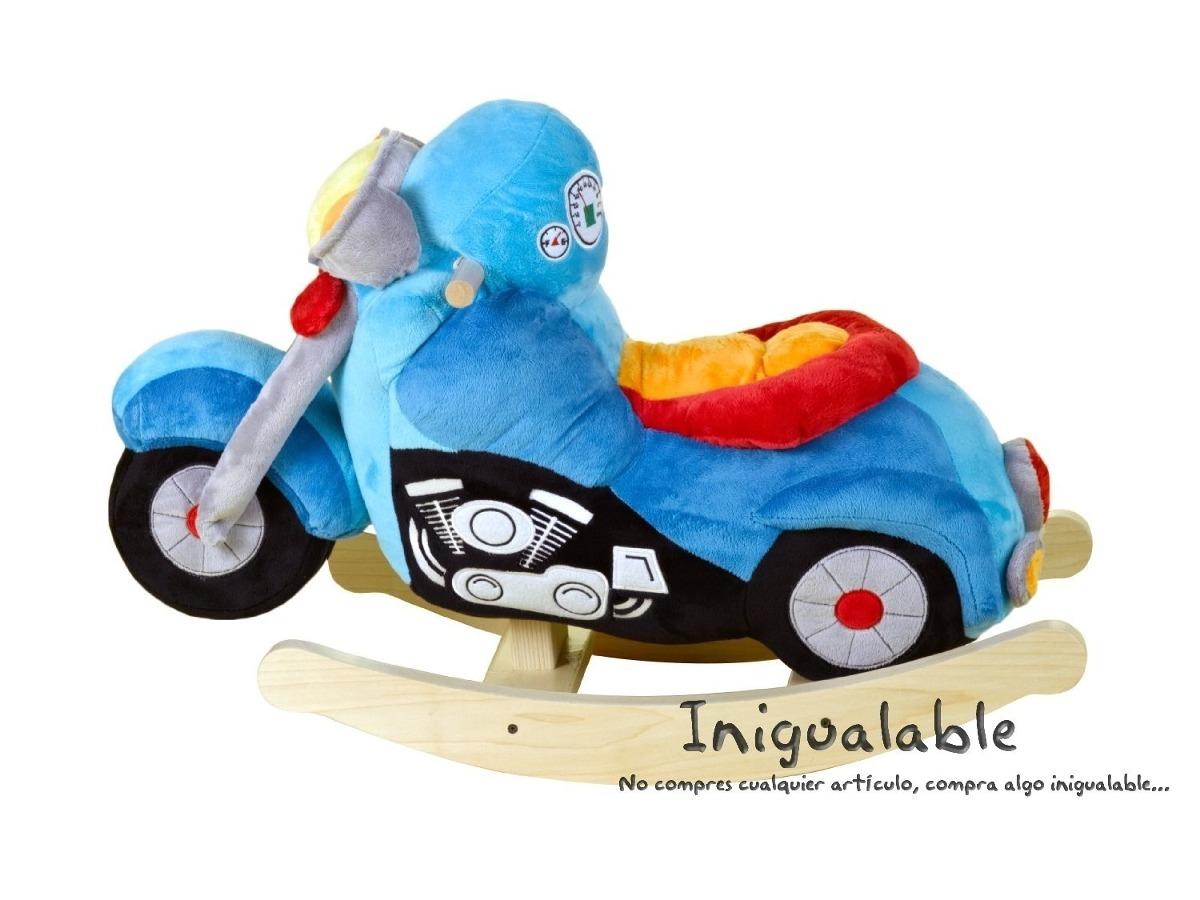 Mecedora para ni os de motociclista 4 en - Mecedora para ninos ...