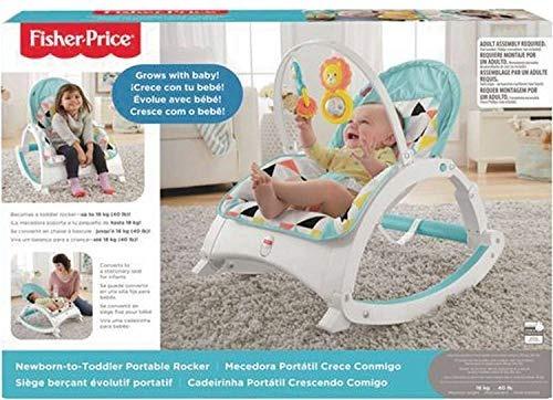 56dff287d Mecedora Portátil Crece Conmigo Fisher Price - $ 2,658.10 en Mercado ...