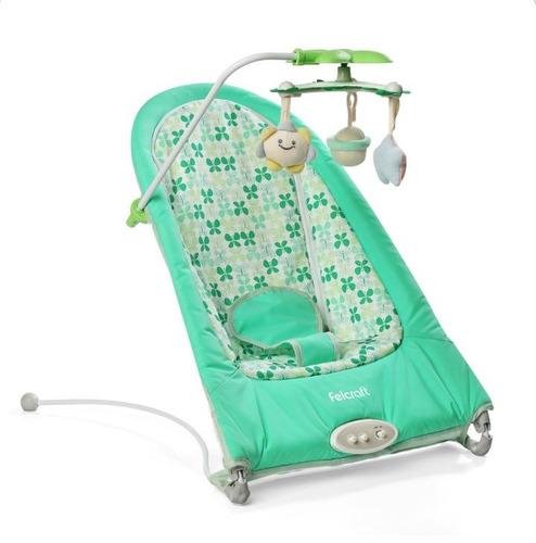 mecedora vibracion sonido asiento seguro hasta 9 kilos envio