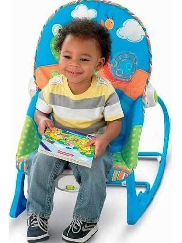 mecedoras bebes silla de 0 a 5 años musical vibración