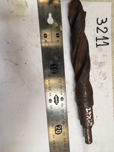 mecha acero rápido 27x230mm largo p/mandril chico torneada
