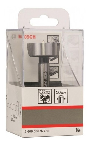mecha broca fresadora forstner madera bosch 35 mm 2608596977