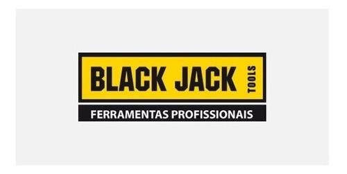 mecha escalonada copa metales 8 - 20 mm titanio black jack