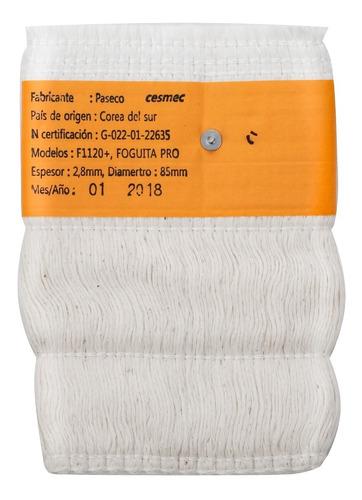 mecha mademsa foguita pro fensa f 1120+ original y nueva