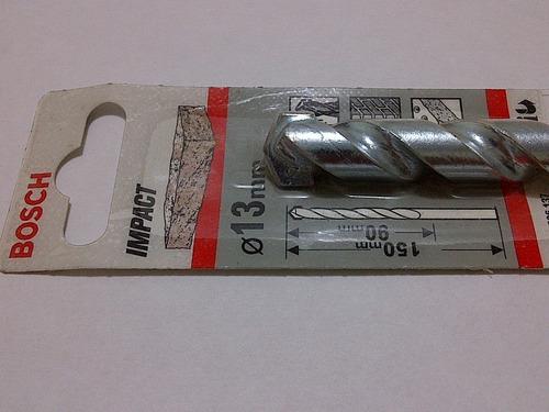 mecha para concreto 1/2  - 13mm x 6  marca bosch u.s.a