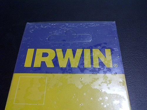 mecha para metal hss 3/64 irwin original 10pzas 20vrdes