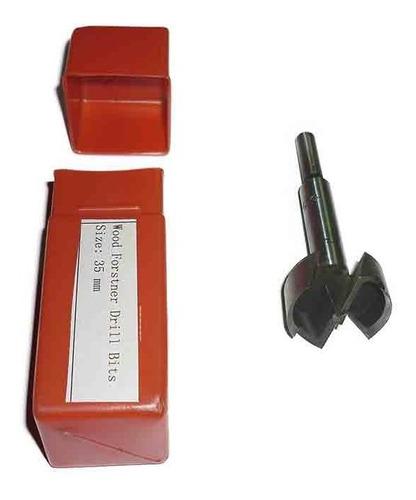mechas o broca 35mm para bisagra de cazoleta