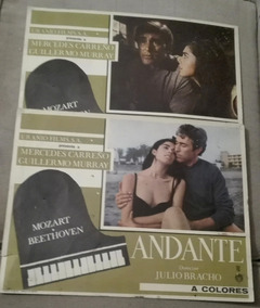 Meche Carreno En Andante 2 Lobby Cards