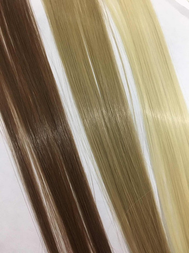 mechones de extensiones seminaturales cosplay halloween