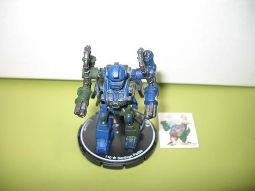 mechwarrior santiago padilha com dossie na caixa e. limitada