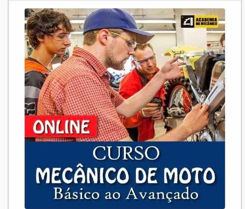 mecânica de motos