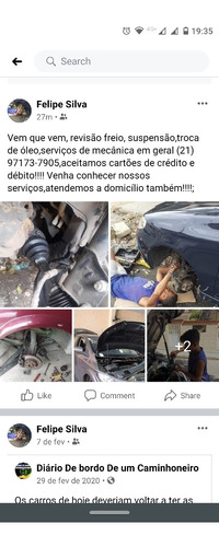 mecânico de autos