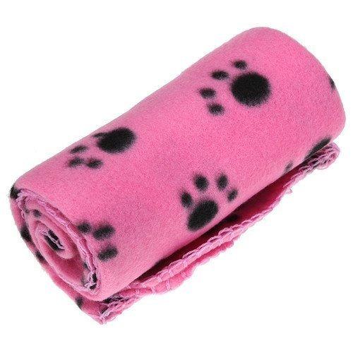 meco(tm) perro gato manta cama mat con pata imprime envío g