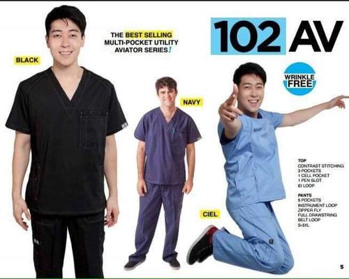 med uniformes medicos,