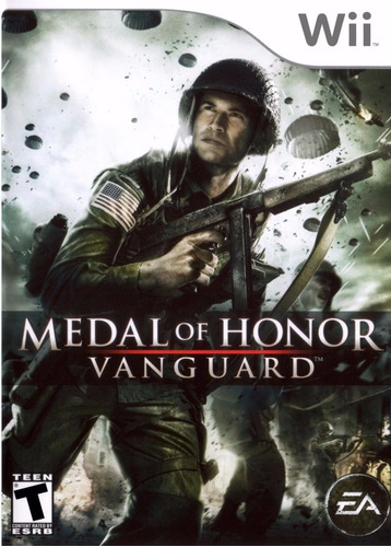 medal honor wii wii