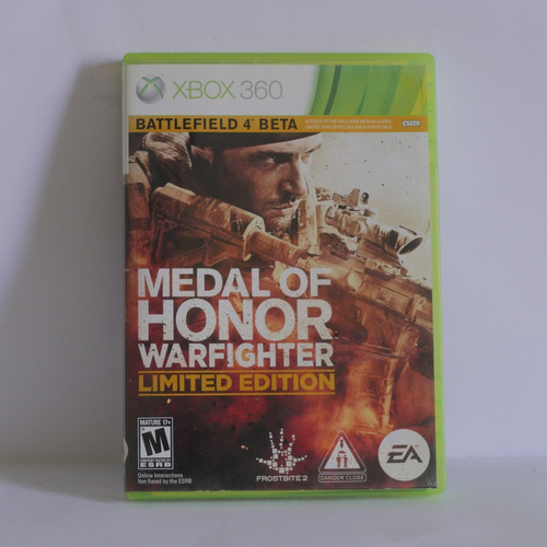 medal honor xbox 360