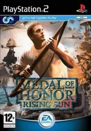 medal of honor 2 rising sun ps2