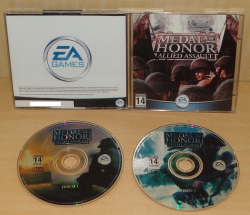 medal of honor - allied assault - pc
