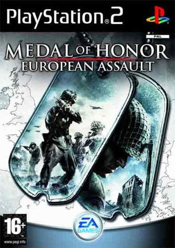 medal of honor european assault frete gratis